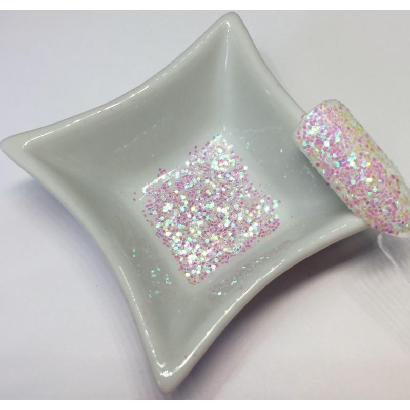 Glitter Coton Rosé Shine