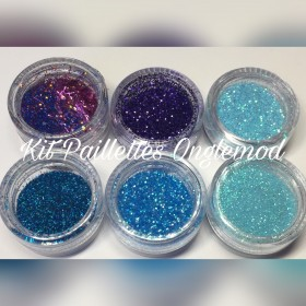 Kit Paillettes Glitter Galaxy