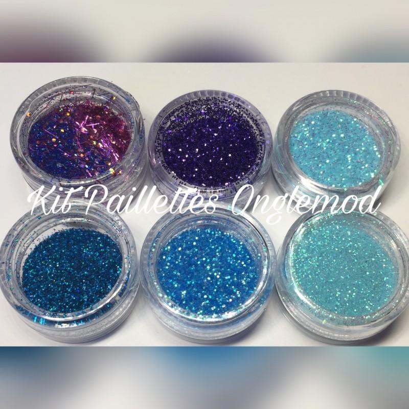 Kit Paillettes Glitter Galaxy
