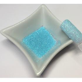 Glitter Galaxy Bleu Cyan