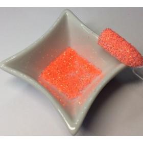 Glitter Néon Orange