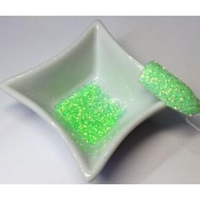 Glitter Néon Vert
