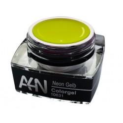 Gel couleur Néon Jaune