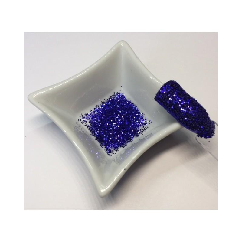 Glitter Galaxy Bleu Royal