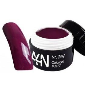 Gel couleur 297 Bordeaux Violet