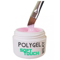 Polygel Soft Touch Milky