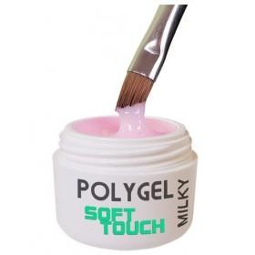 Polygel Soft Touch Milky