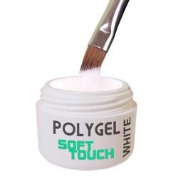 Polygel Soft Touch Blanc