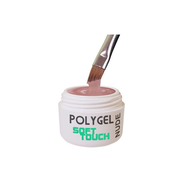 Polygel Soft Touch Nude
