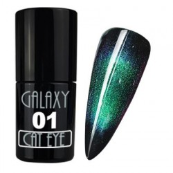 Cat Eye Gel Polish 9D Galaxy 01
