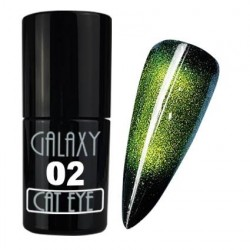 Cat Eye Gel Polish 9D Galaxy 02