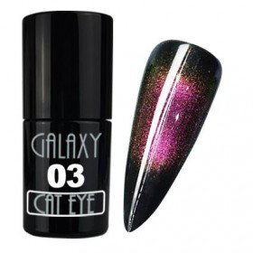 Cat Eye Gel Polish 9D Galaxy 03