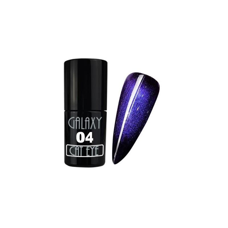 Cat Eye Gel Polish 9D Galaxy 04