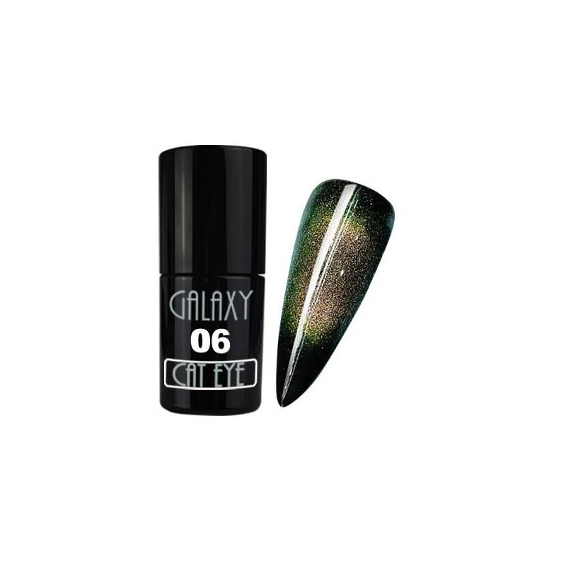 Cat Eye Gel Polish 9D Galaxy 06