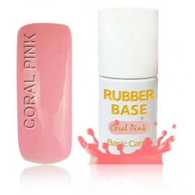Rubber Base Coral Pink