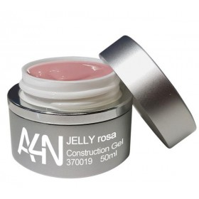 Jelly Gel de construction Rosa 50ml