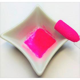 Glitter Flashy Pink Bleuté