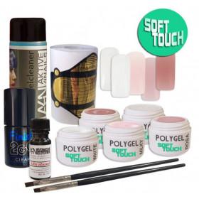 Polygel Soft Touch XL