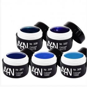 Kit Couleurs 5 Nuances Bleu