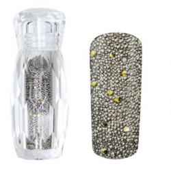 Micro Perles Argentés