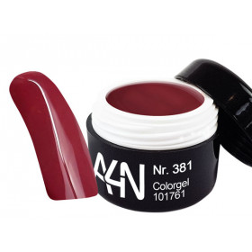 Gel couleur 381 Barn Red