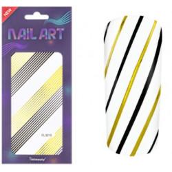 Sticker Nail Art Fil à Fil