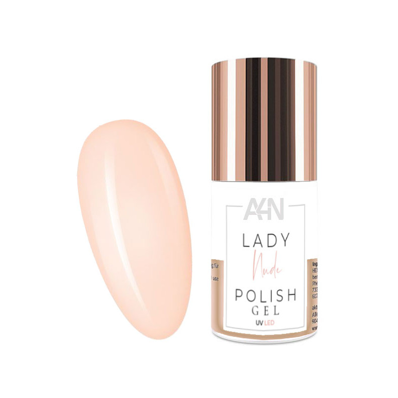 Vernis Permanent Lady Nude 724