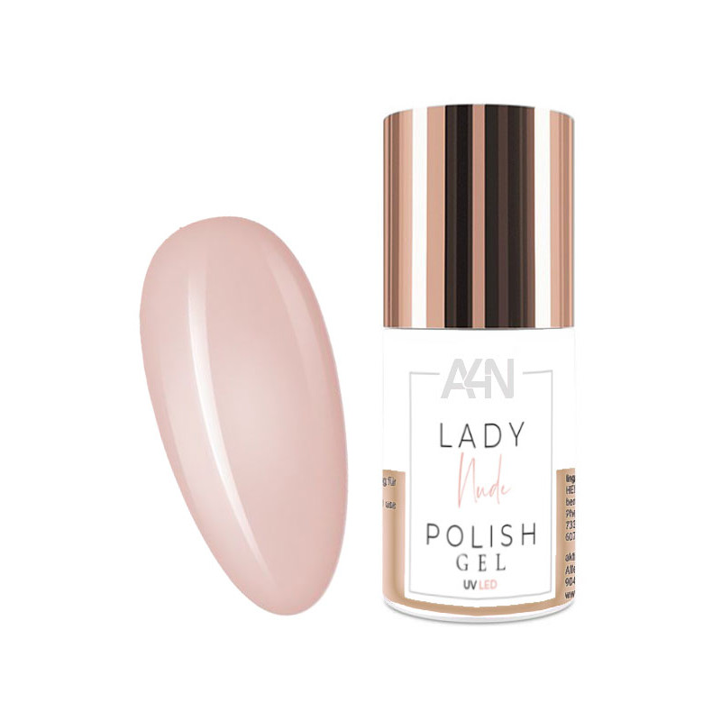 Vernis Permanent Lady Nude 728