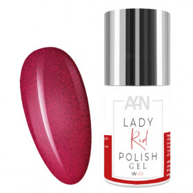 Vernis Permanent Lady Red 738