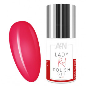 Vernis Permanent Lady Red 740