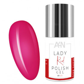 Vernis Permanent Lady Red 742