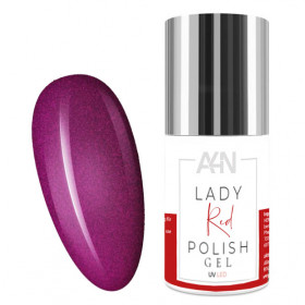 Vernis Permanent Lady Red 747