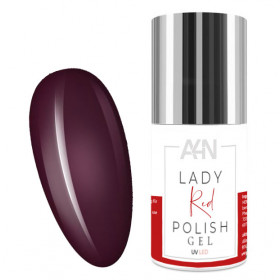 Vernis Permanent Lady Red 748