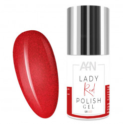 Vernis Permanent Lady Red 732