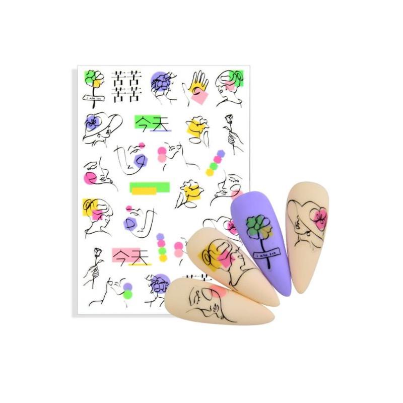 Art Sticker 48