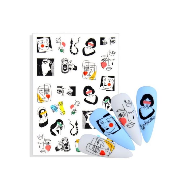 Art Sticker 60